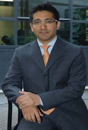 Raj Panday, Senior Partner
